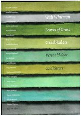 Beeldvergroting: Walt Whitman - Leaves of Grass/Grasbladen (Uitgeverij Querido)
